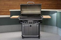 Black Earth Grills Hybrid Stainless Steel Pellet Grill - Pro