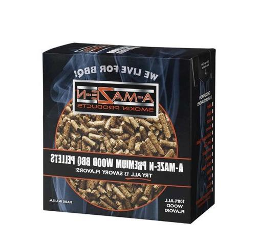 pitmasters choice bbq pellets