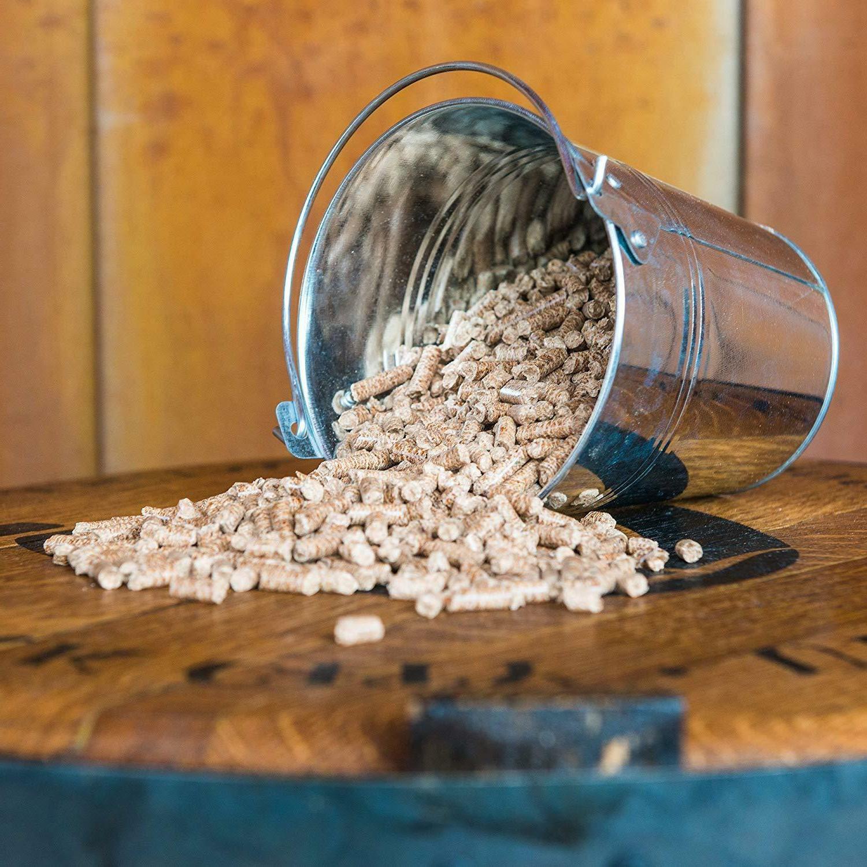 Texas Wood Pellet 20Lb Natural BBQ