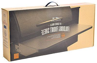 22 series folding front grill shelf 12