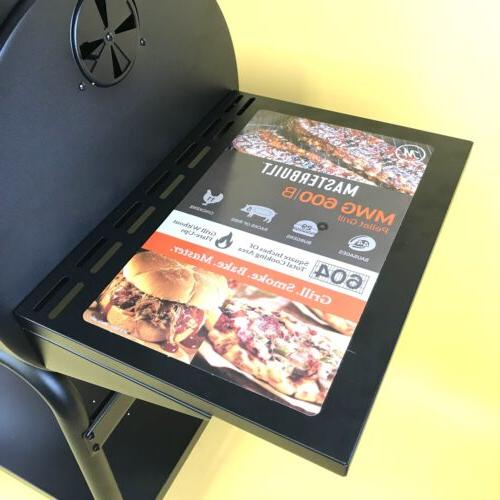 Masterbuilt Grill & Smoker MWG600B