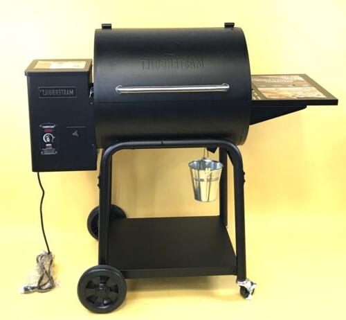 24 barbeque pellet grill and smoker model