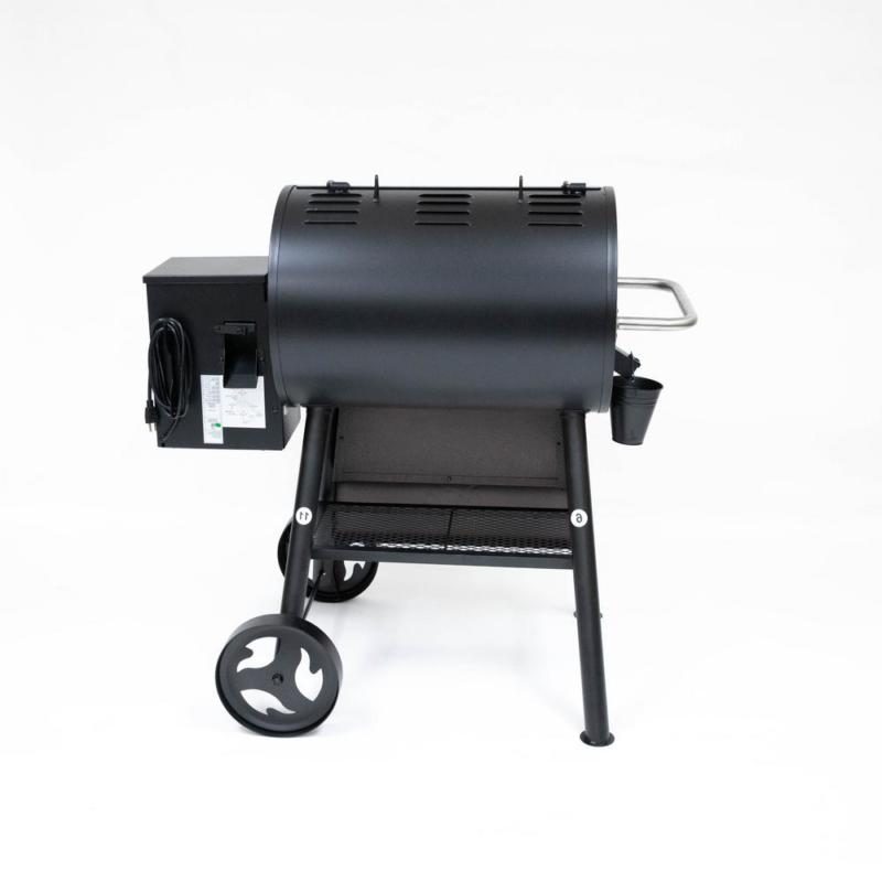 26 inch Grill and Smoker