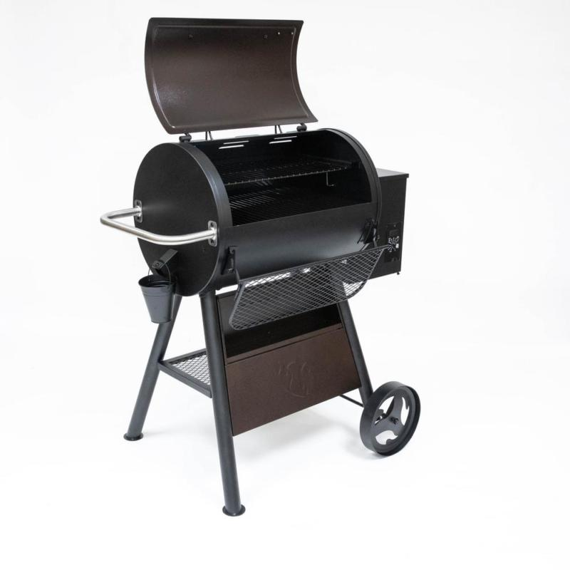 26 and Smoker in