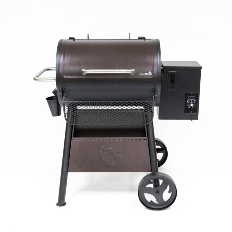 26 inch pellet grill and smoker in