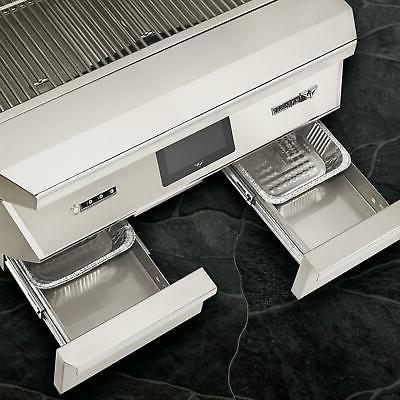 Twin Eagles Built-In Stainless Steel and