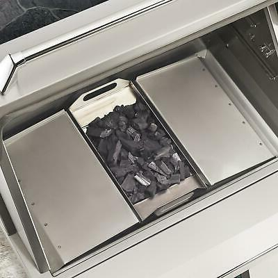 Twin Eagles Built-In Stainless Grill and Smoker