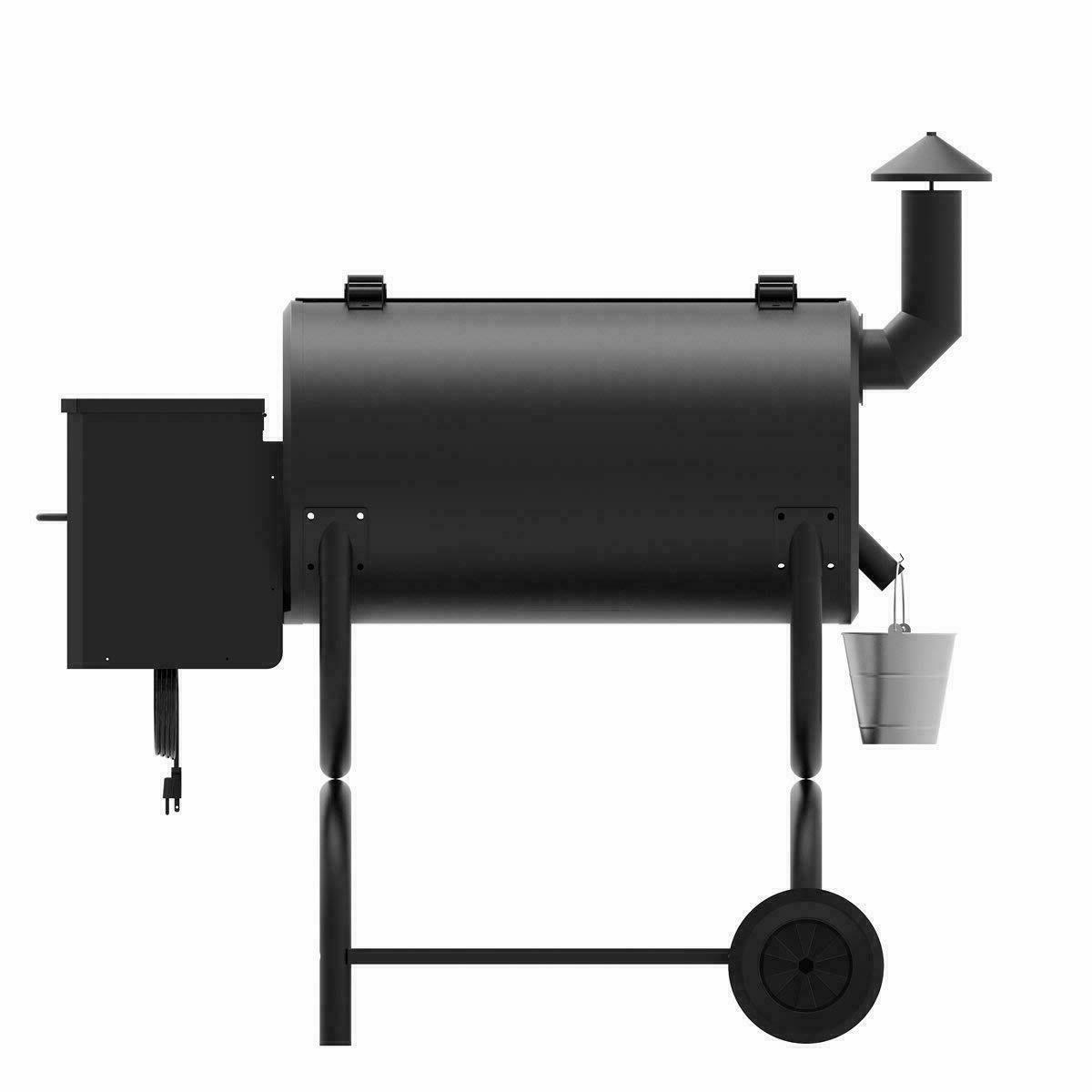 Z Grills Pellet 7 in Electric Digital