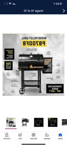 700FB Grill with Flame Broiler, 700 Space