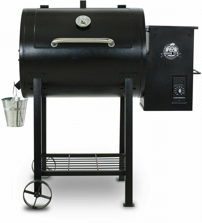 700fb wood fired pellet ourdoor patio grill