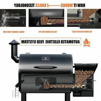 Z Pellet Grill Digital with Cover