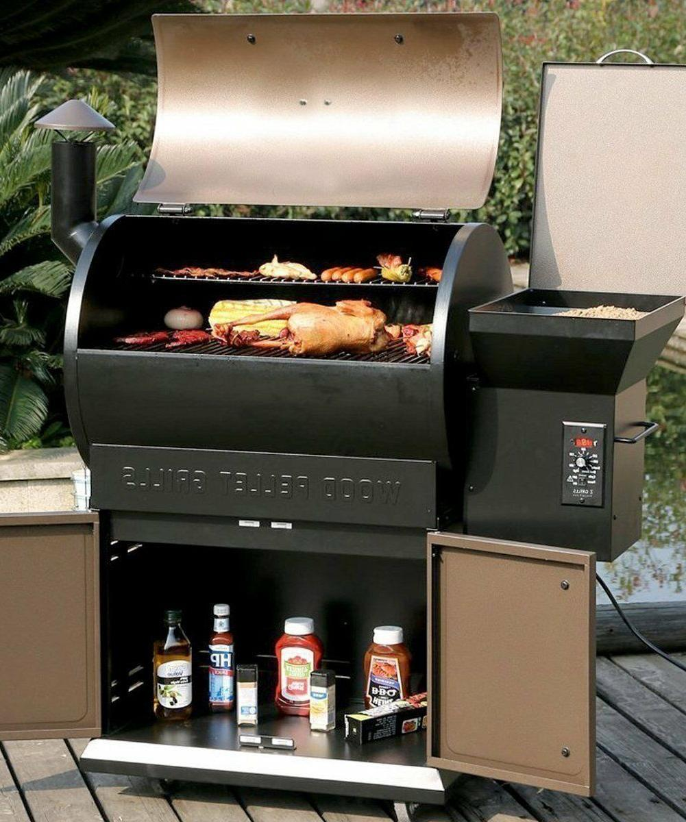 Z GRILLS Wood Grill for