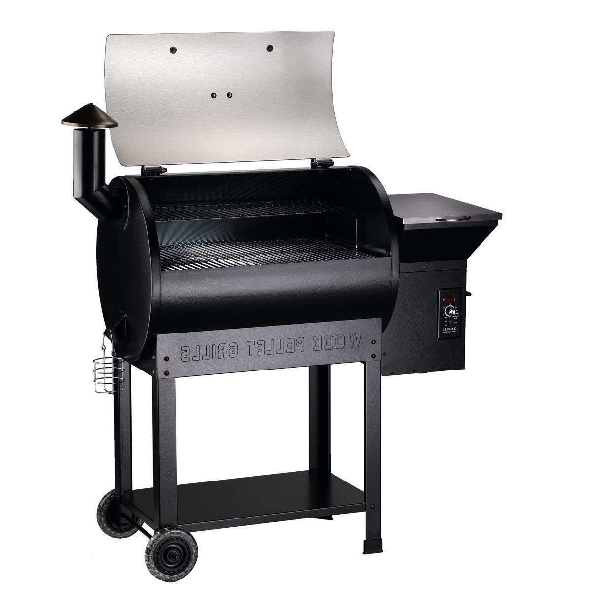 700SQ Pellet Smoker BBQ Electric Pellet with Digital Controls
