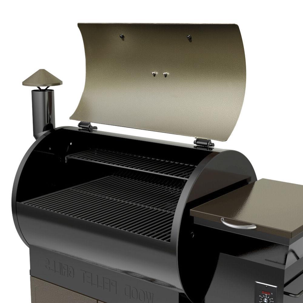 700SQ.in Smoker BBQ /Digital Controls
