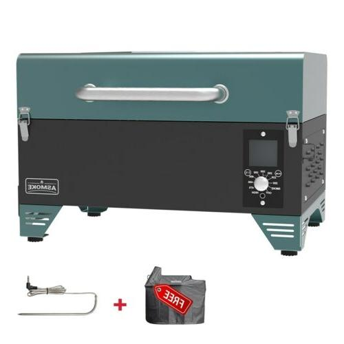 ASMOKE Pellet Grill Patio Barbecue Grilling 256 sq. Cover