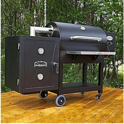 900 pellet grill with smoke box cover