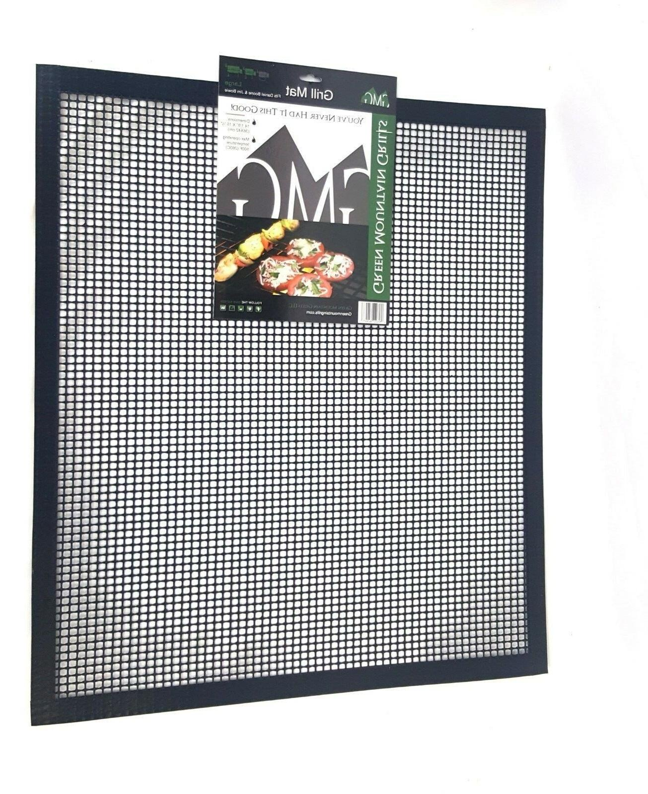 GMG GMG-4018 Large Grilling Mat, 14 1/8 x 16 1/2 inches