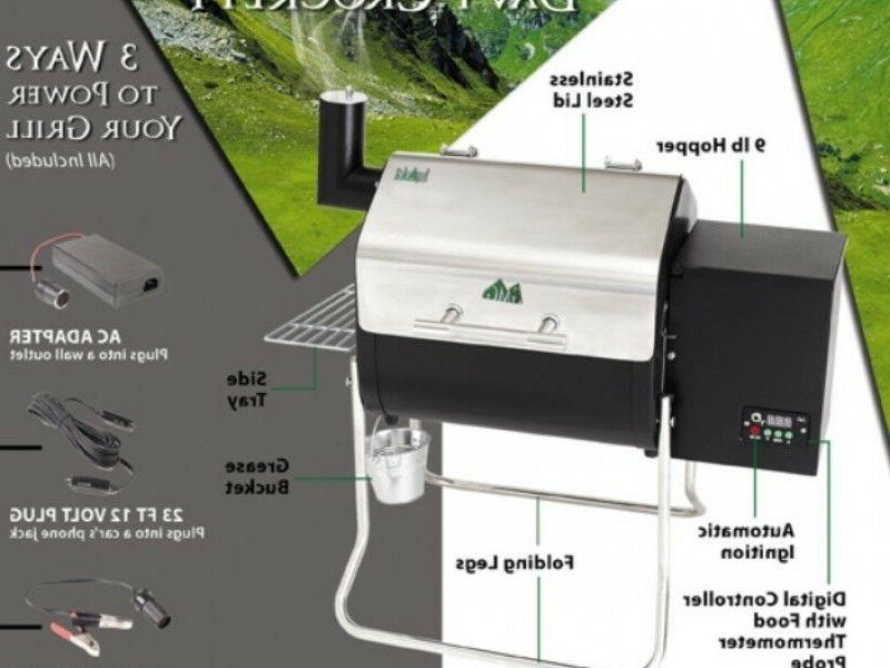 Green Mountain Grills, Davy Barbecue
