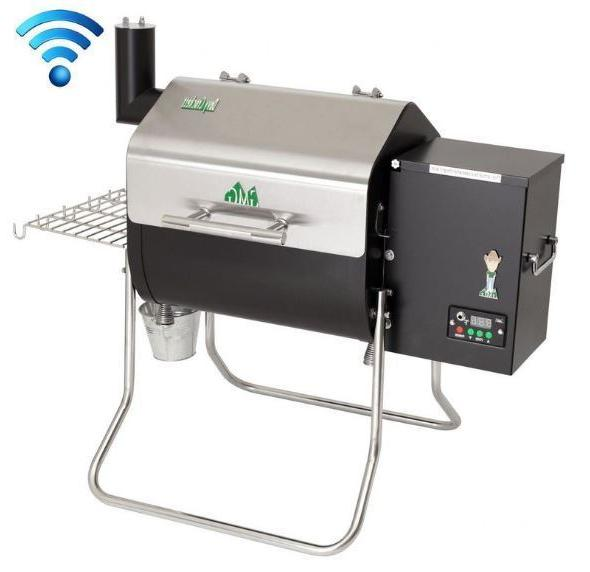 Green Mountain Grills Davy Crockett Grill + COVER