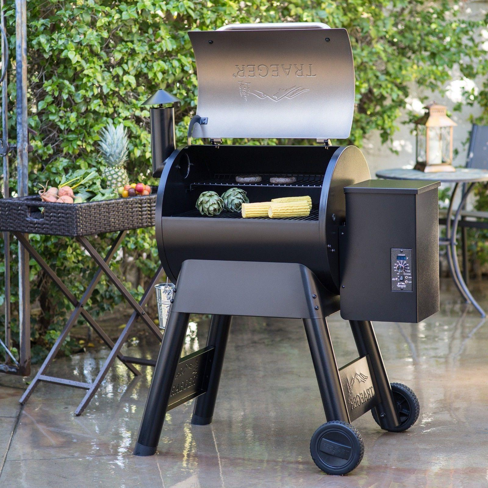 Traeger Grill Cooking Smoker
