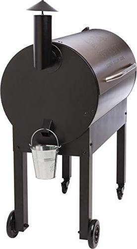 Traeger Black and