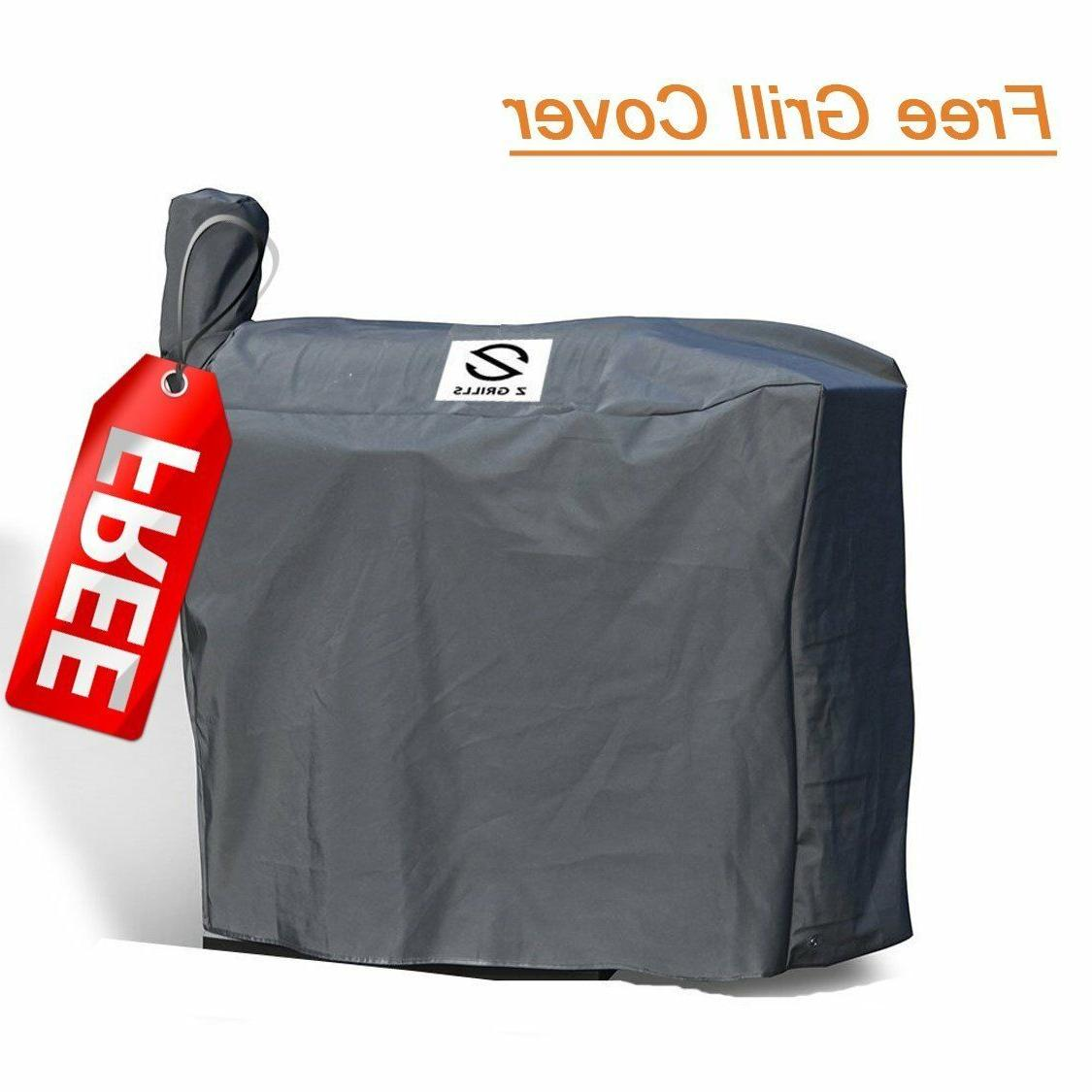 Z GRILLS Wood Pellet with FREE