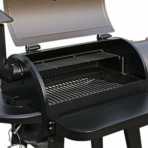 ZGRILLS Pellet and Smoker& Digital Cover