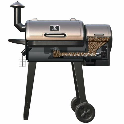 ZGRILLS 450SQIN and BBQ Digital Controls+Free