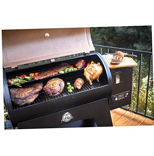 Pit Boss Austin 1000 in. Pellet Grill w/ & Cooking