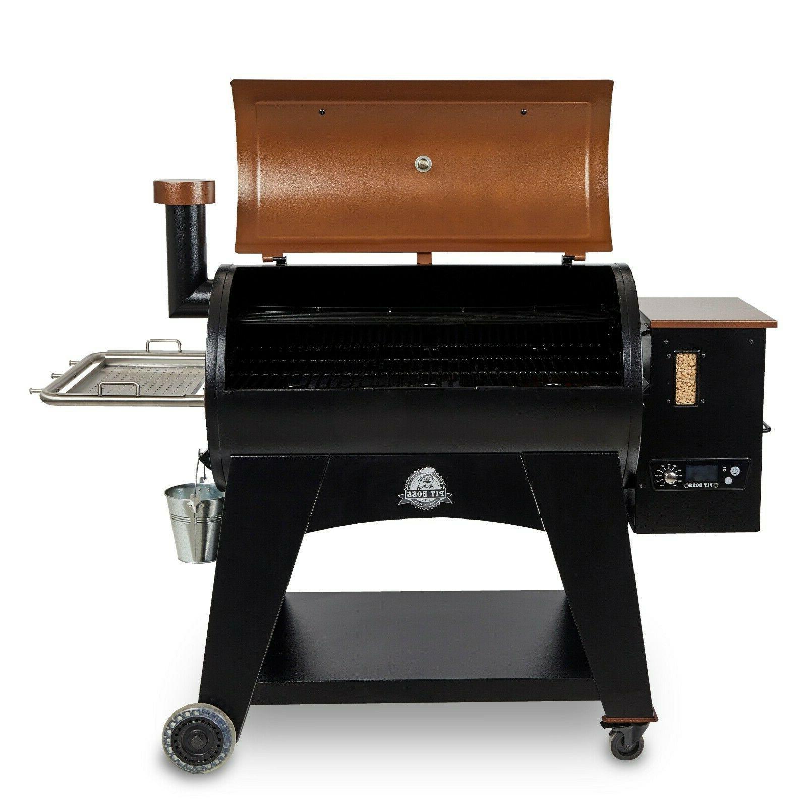 austin 1000 sq pellet grill