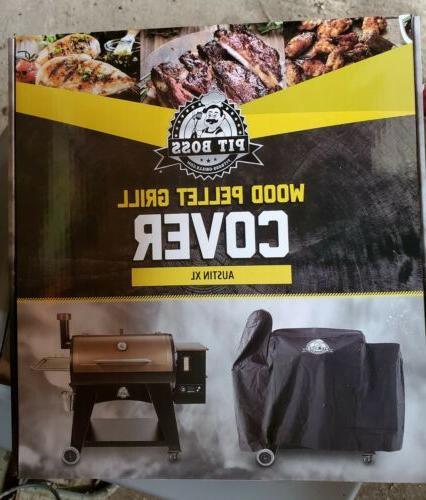 austin xl pellet grill cover fits austin