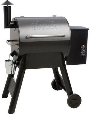 barbecue wood pellet fire grilling