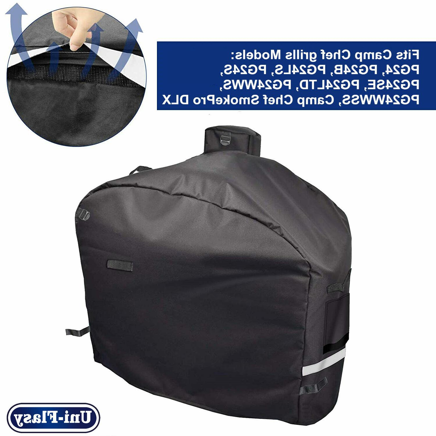 bbq grill cover for camp chef smokepro