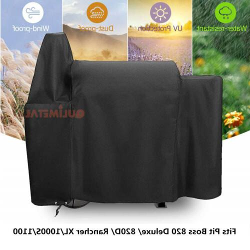 BBQ Grill Cover Pit 820 Deluxe / / 1100 Wood Grills