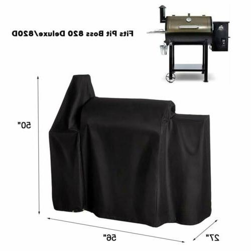 Heavy Duty Grill Cover for Pit Boss Pit Boss 820 Deluxe, 820