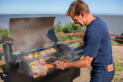 2019 Best Pellet Grill ZGrills Cooking Backyard