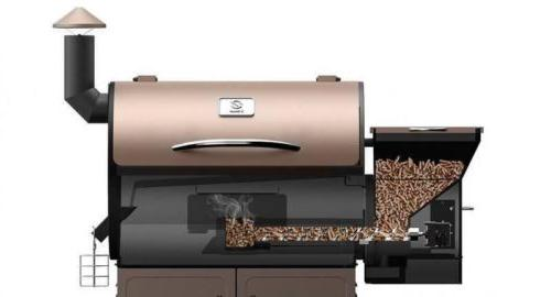 best pellet grill 2018 zgrills 700d smoker