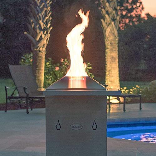 Blaze Stainless Pellet Pit