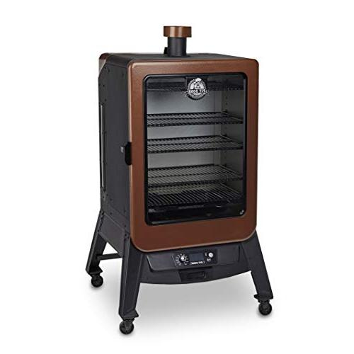 Pit Boss 5-Series Pellet Smoke Steel BBQ
