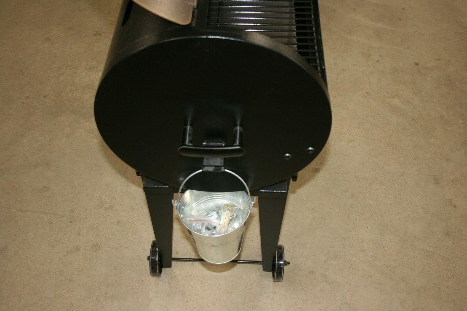 Traeger Electric Pellet