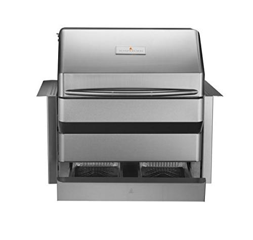 Memphis Grills Fire Wi-Fi Built-in, Stainless Steel
