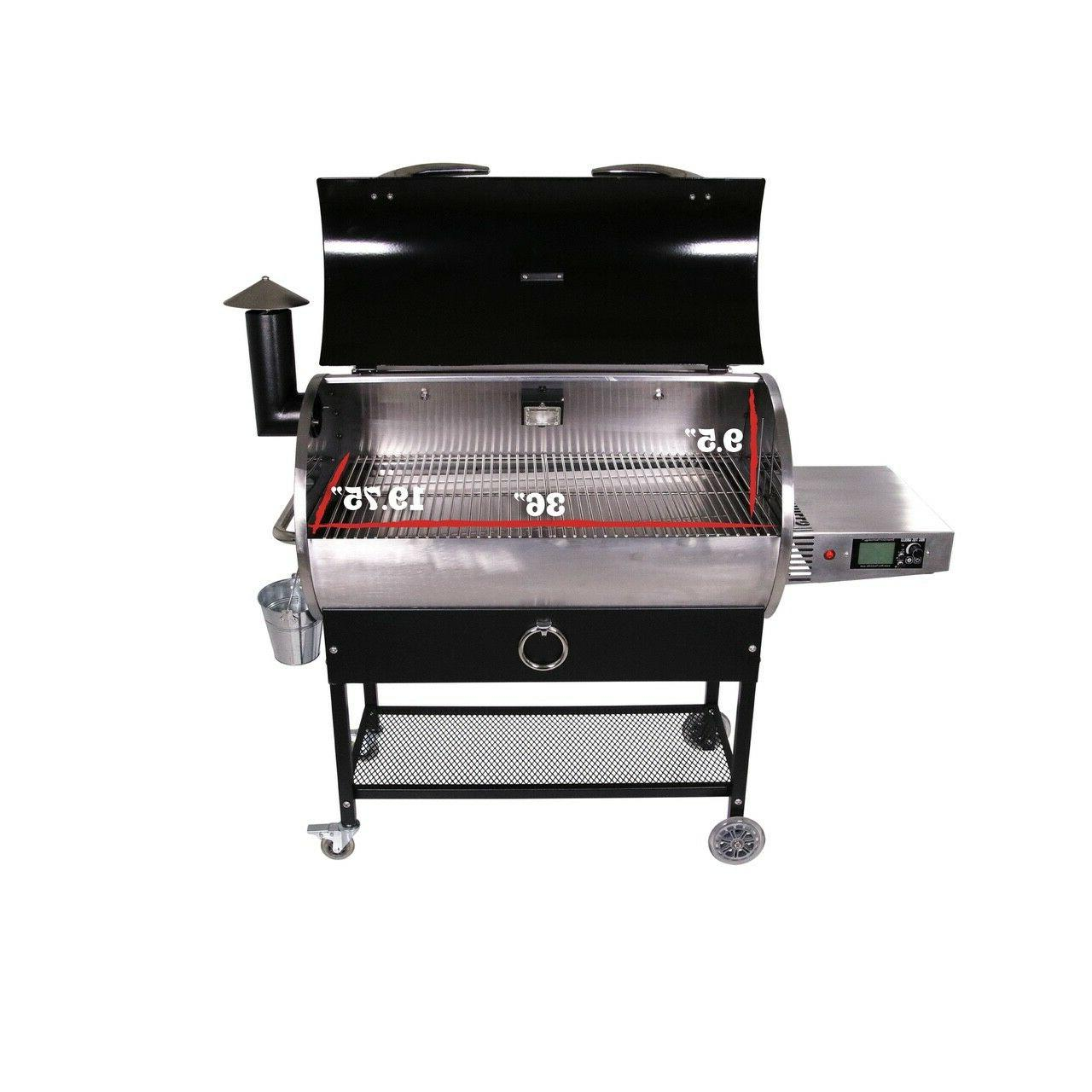 REC RT-700 | WiPellet Enabled Grill