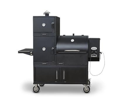 champion competition wood pellet grill and smoker