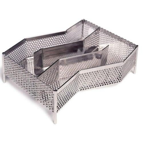 Cold Smoke Stainless Pellet Smoker Grill