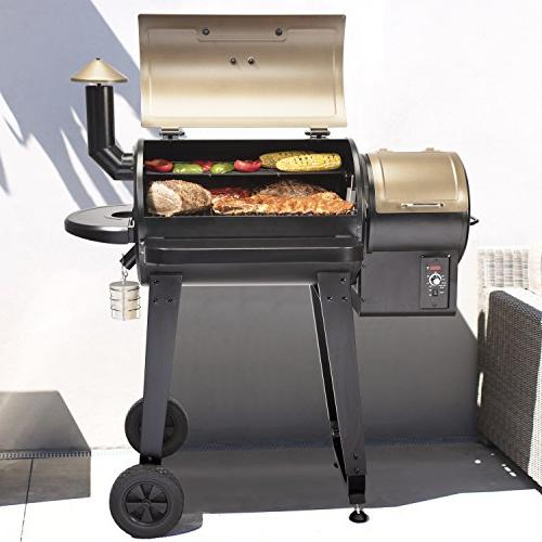 "Cuisinart BBQ Grill & Grill and x 49"" x Black"
