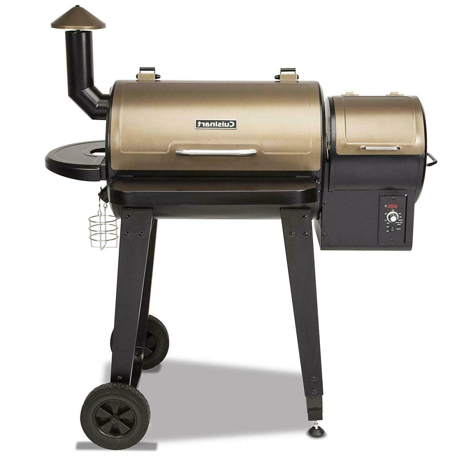 Cuisinart Grill & Pellet Grill and x x Black