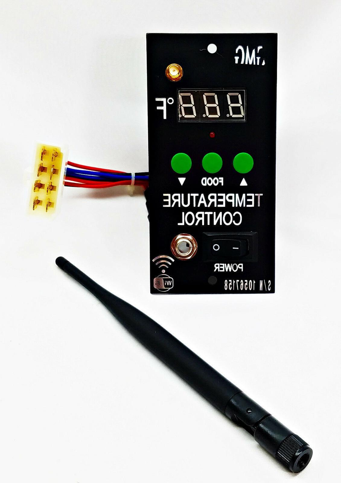 daniel boone wifi control circuit board green