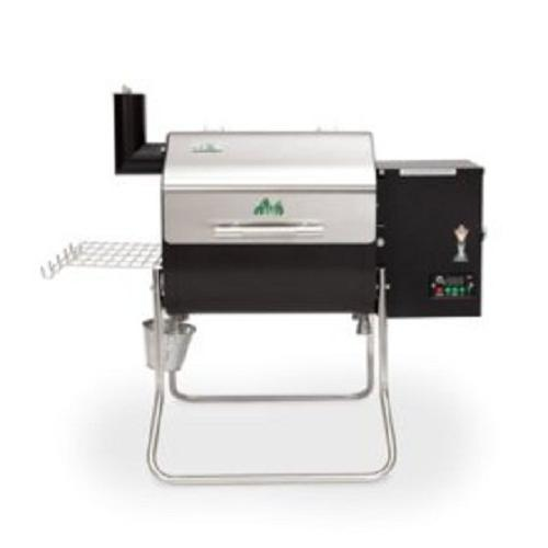 Green Grills Crockett Grill with Blend