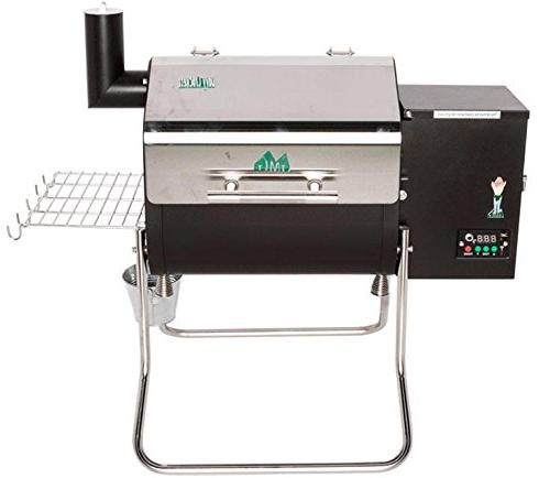 Green Mountain Grill Crockett Pellet Grill Cover- WiFi Enabled