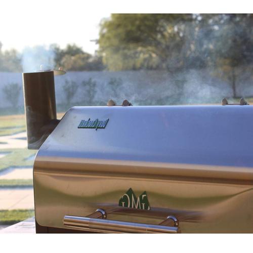 Green Grills Davy Crockett Pellet WIFI enabled